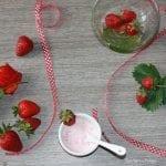Fruttolo alle fragole fatto in casa con il bimby in 5 minuti