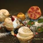 I miei Cruffin con Panna e Coulis di Melograno per Re-cake 2.0 #07