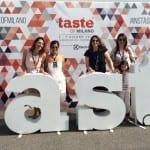 Taste of Milano …. esperienza incredibile con il mio Pane senza impasto con pinoli e origano -No knead Bread-