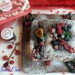 Naked Cake con composta dei Monti Cimini