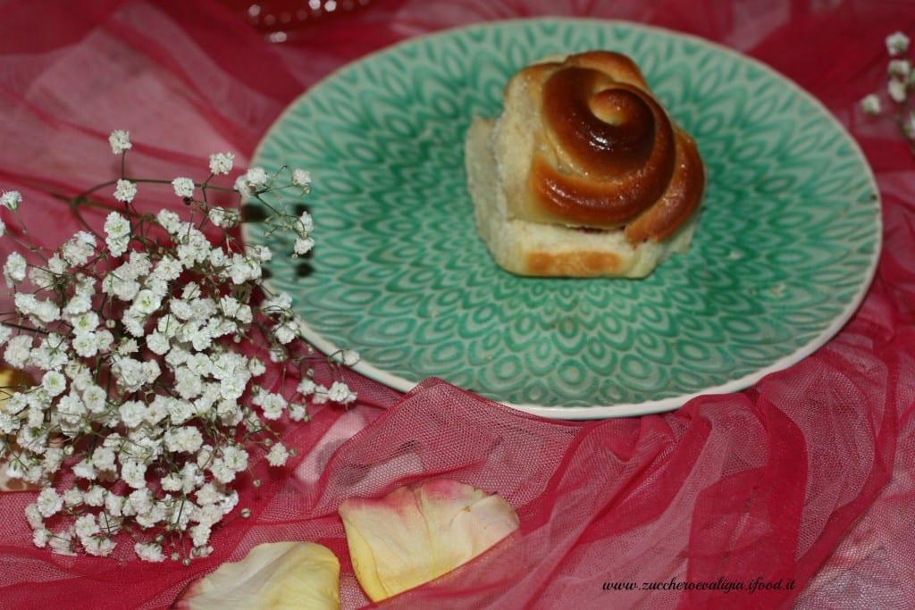 Rosa di Challah
