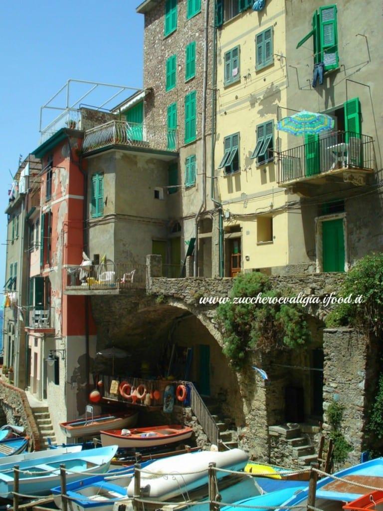 Borgo di Riomaggiore