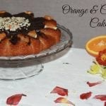 Ciambella Arancia e Cioccolato – Orange & Chocolate Cake