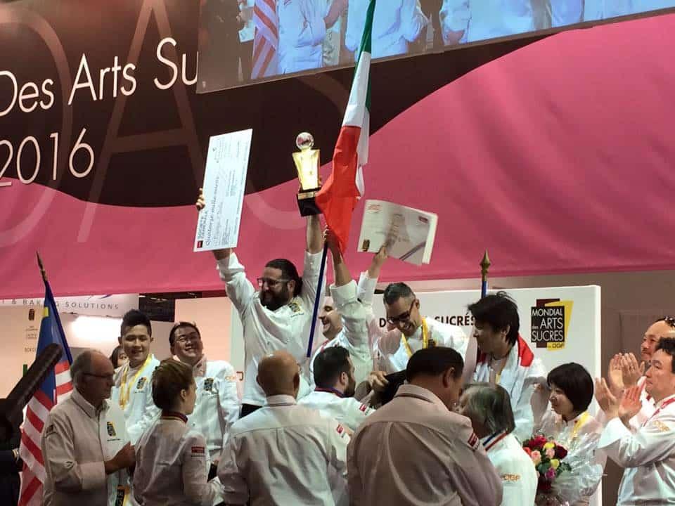 Mondial Des Arts Sucrés Concours International Mixte De Haute Patisserie