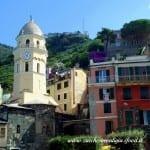 Un week end, in giro tra le meraviglie dell'Italia:  Le Cinque Terre