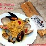 """Spaghetto Quadrato                                                      """"la Molisana"""" ai frutti di mare"""