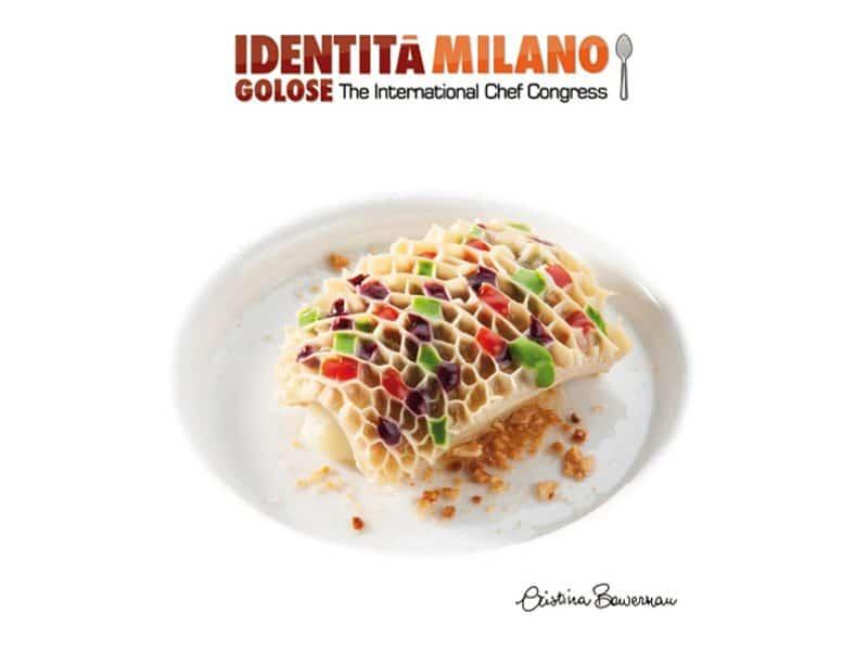 Identita-Golose-piatto simbolo -12esima-edizione