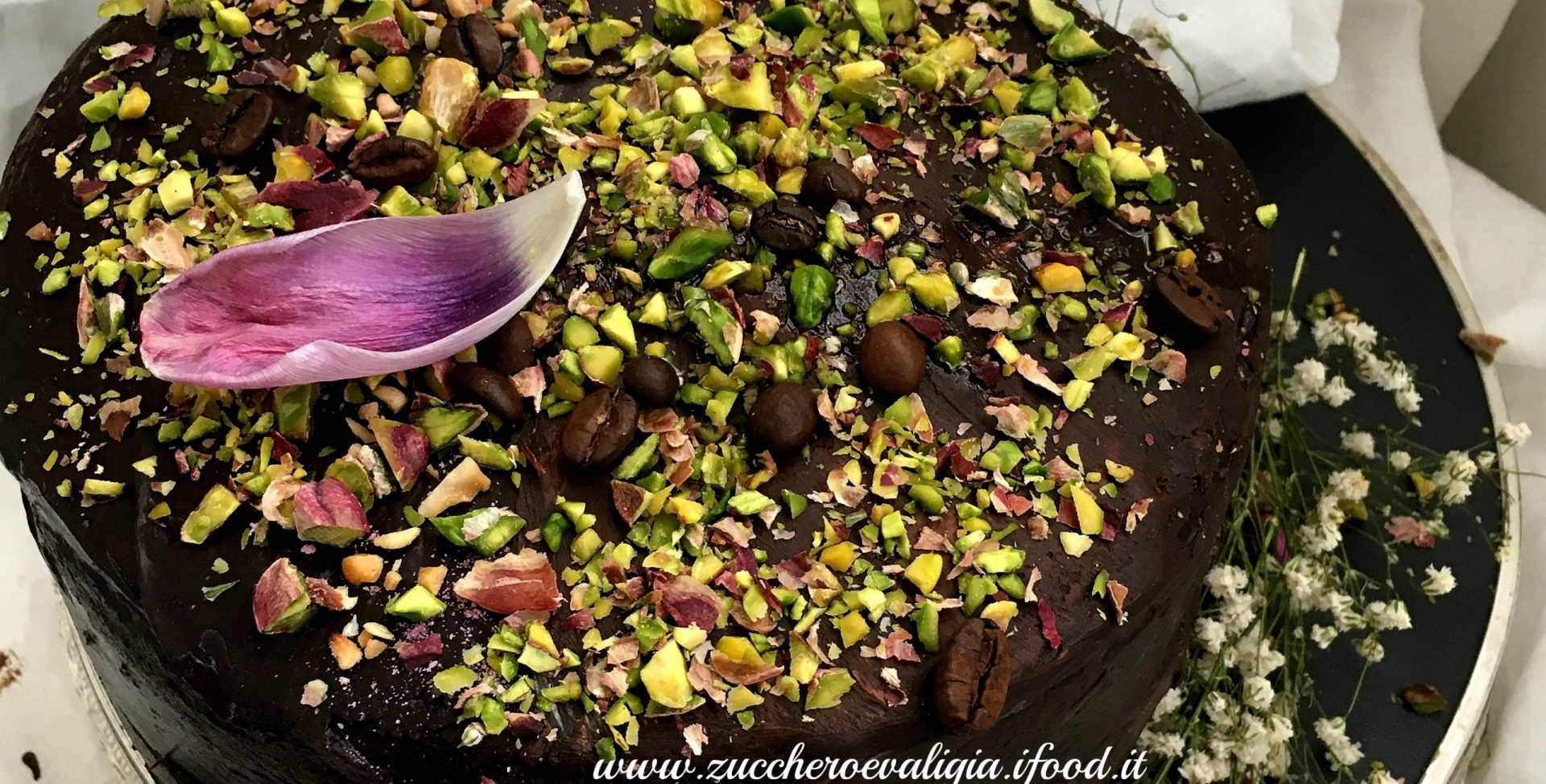 Torta cioccolato e barbabietola chocolate beetrot cake re cake 2.0 ---