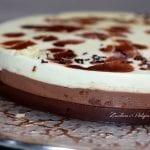 Bavarese ai tre cioccolati Bimby                                                               per la festa della MAMMA