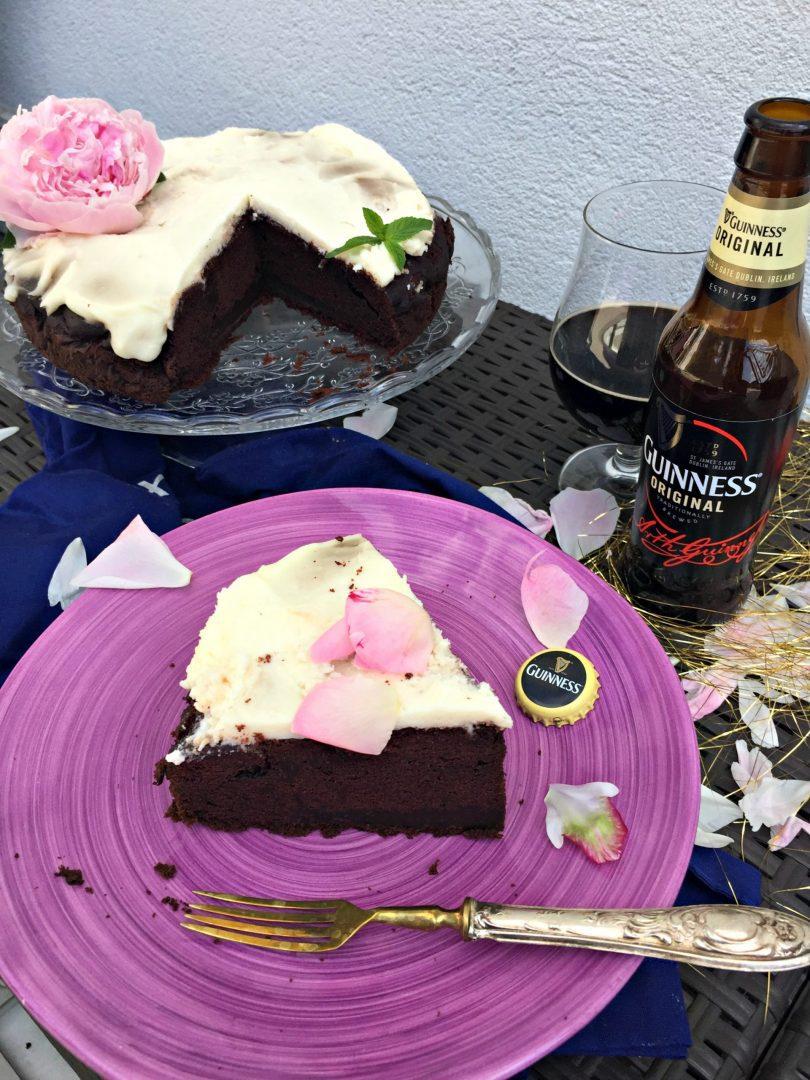Guinness chocolate cake zuccheroevaligia 4