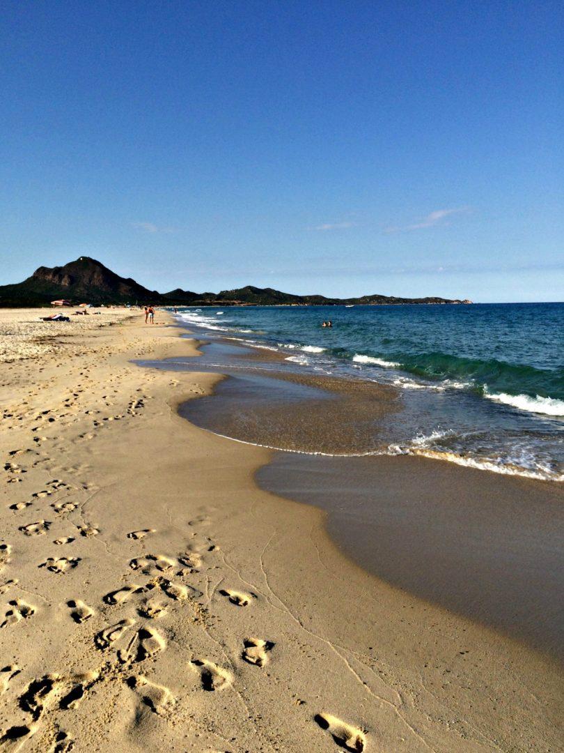 Sardegna un lungo week end in costa rei con bimba di 1anno e mezzo - Spiaggia piscina rei ...