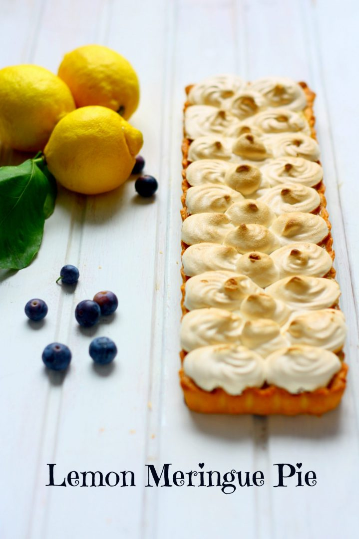 Lemon Meringue Pie -