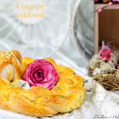 Le Cozzupe e chinulille calabresi al forno