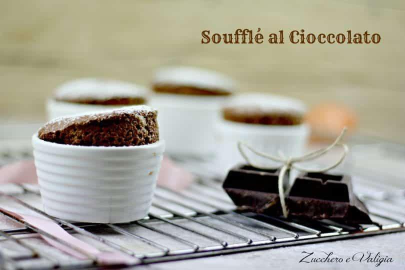 Souffle Al Cioccolato Senza Latte E Senza Panna Di Gualtiero Marchesi