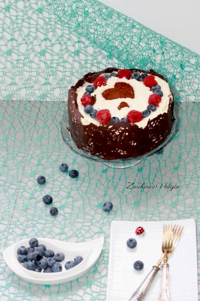 Tag Torta Al Cioccolato Zucchero E Valigia