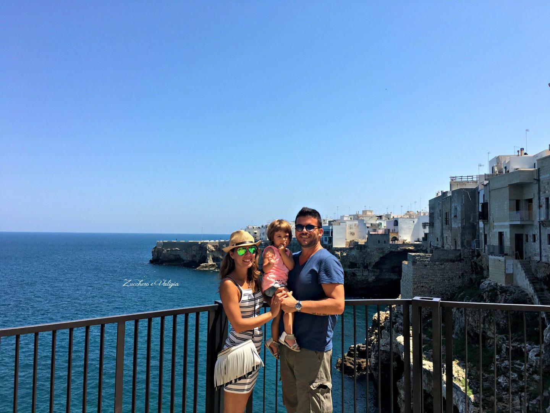 una giornata a Polignano a mare zuccheroevaligia