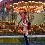 Leolandia Halloween con i bambini