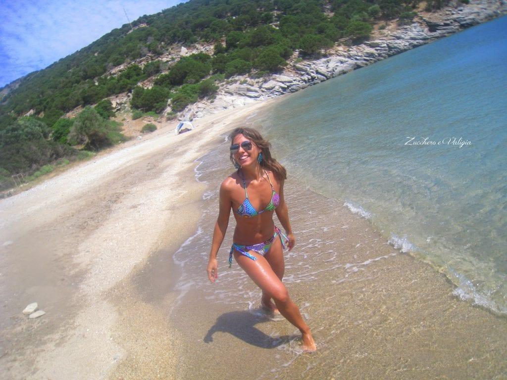Le spiagge più belle nella zona meridionale di Evia - Eubea