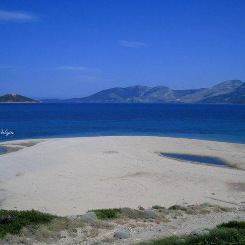 Le spiagge più belle nella zona meridionale di Evia – Eubea