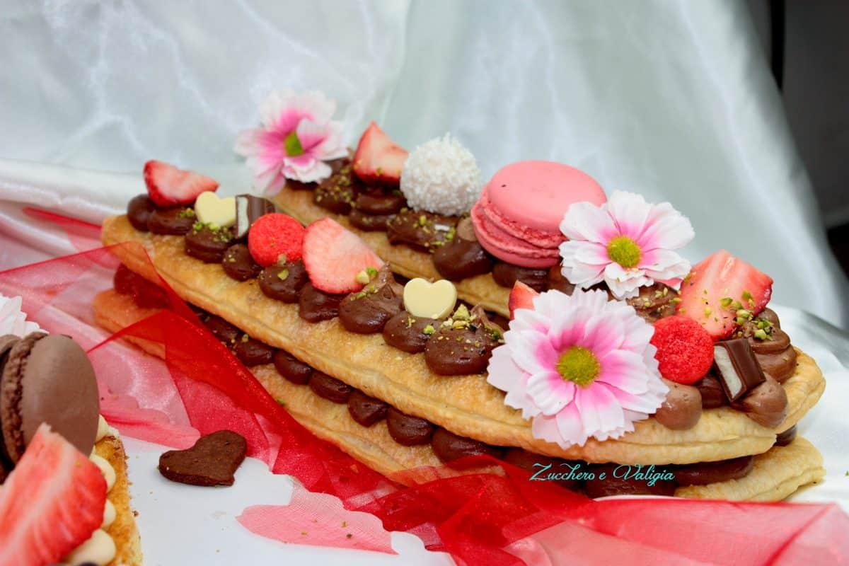 Cream Tart per San Valentino I Love U