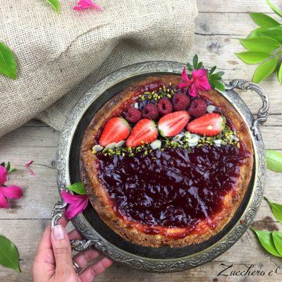 New York Cheesecake Bimby per la Festa della Mamma