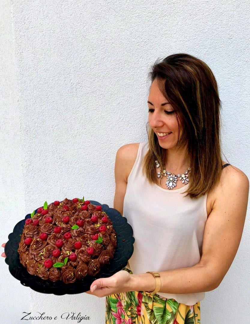 torta kinder bimby