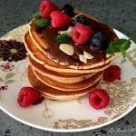 Come preparare i Pancake con il bimby o senza