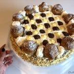 Ricetta Torta Saint Honoré per un compleanno speciale