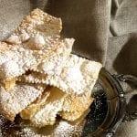 Frappe e Ravioli dolci di Carnevale