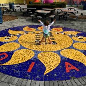 Miami Children's Museum un posto bellissimo con i bambini