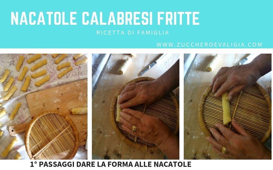 Nacatole Calabresi Fritte
