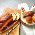 Plumcake e pangoccioli bimby