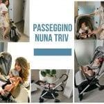 Passeggino Nuna Triv: leggero, pratico ed elegante