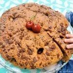 Torta morbida bimby con scaglie di cioccolato