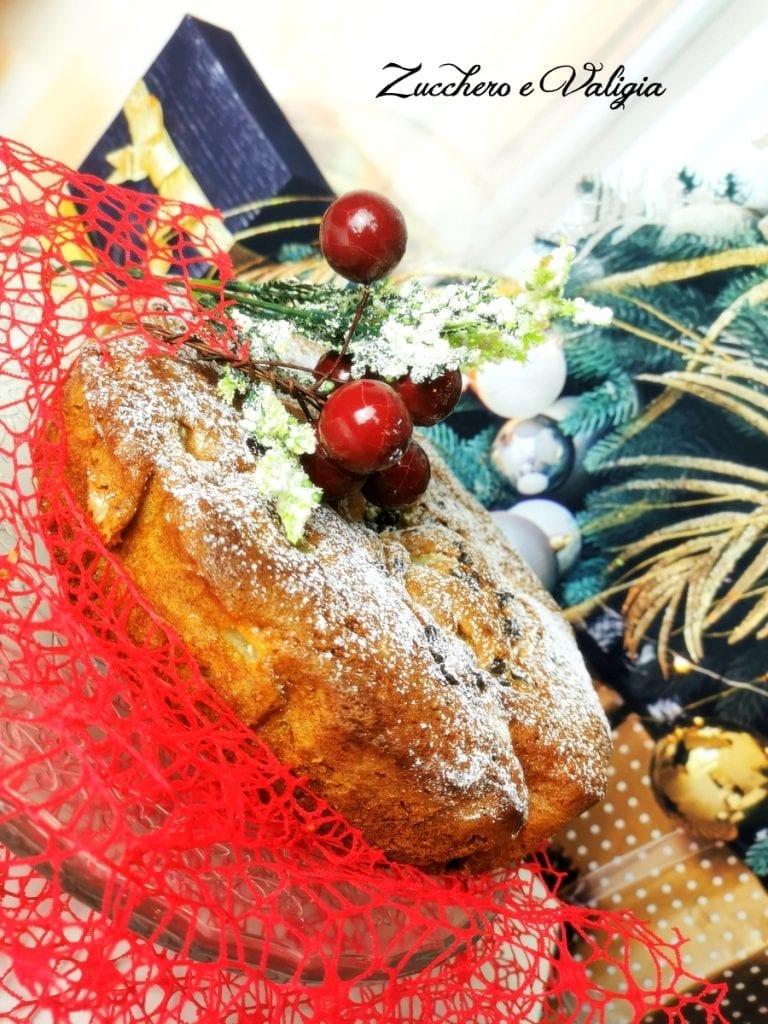 torta morbidissima bymby pere e gocce di cioccolato